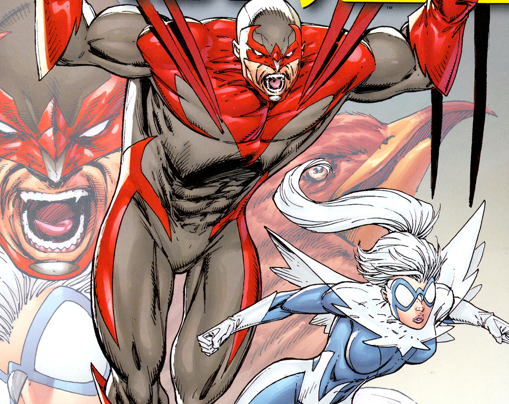 Picture 14 The New 52: Hawk and Dove #1