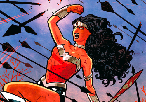 Picture 8 The New 52: Wonder Woman #1