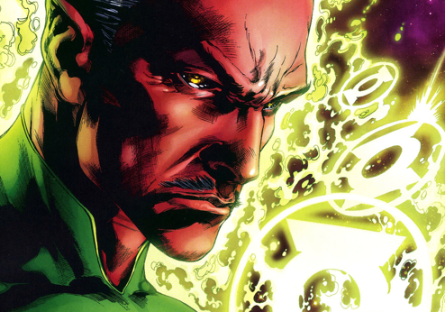 Picture 101 The New 52: Green Lantern: New Guardians #1, Green Lantern #1, Green Lantern Corps #1, Red Lanterns #1