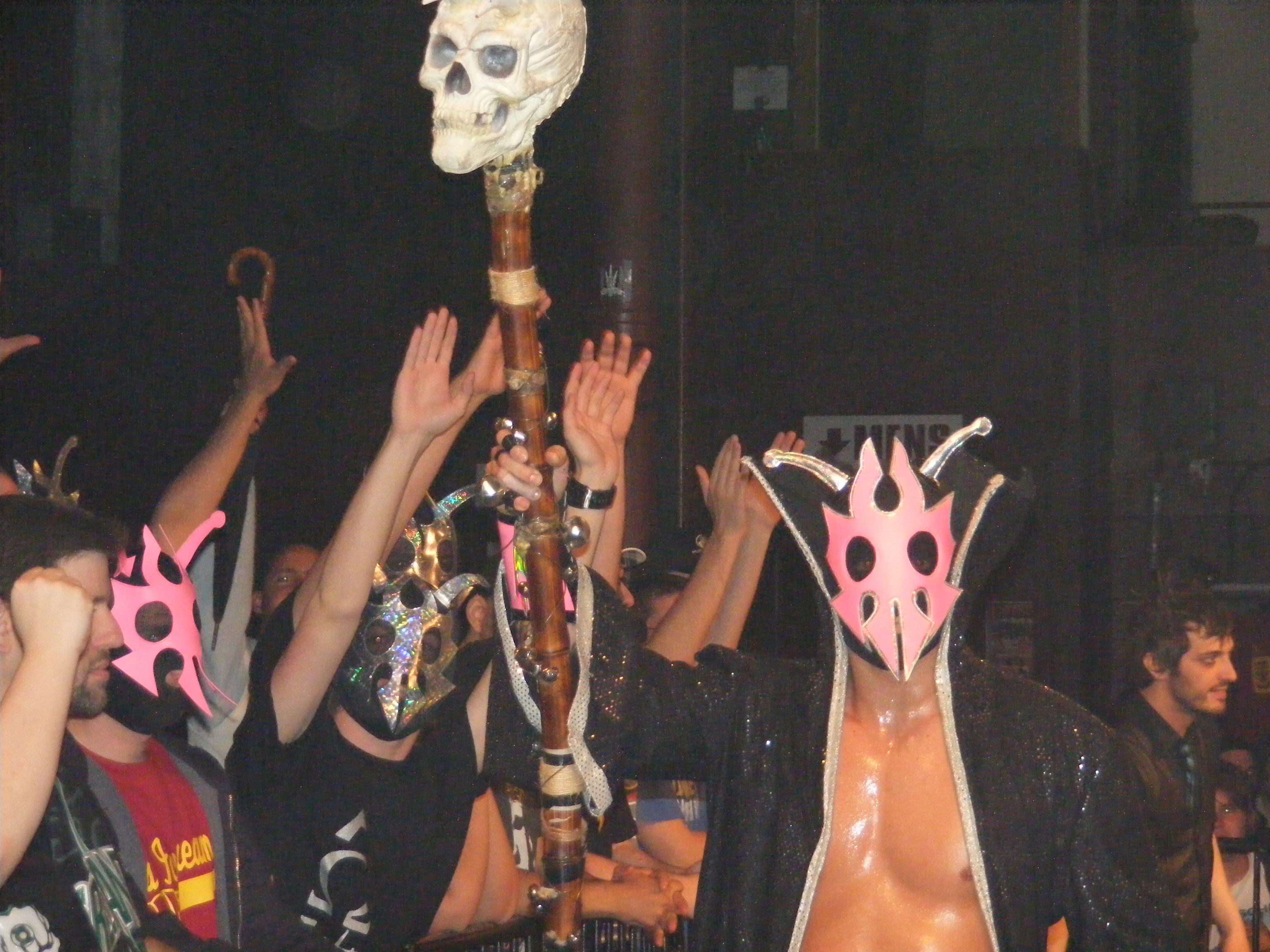 UltraMantis Black 2010 Fear of a Ghost Interview: UltraMantis Black