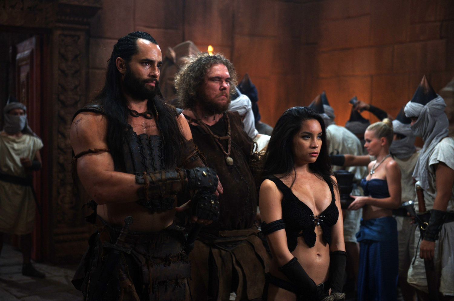 Scorpion King 3 Movie Review: The Scorpion King 3: Battle For Redemption (2012)
