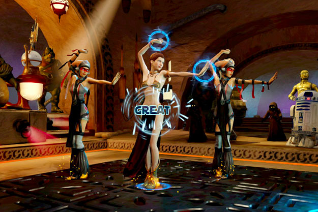 star wars kinect On Star Wars Kinects Im Han Solo, or: Dancing Is Not an Intergalactic Crime