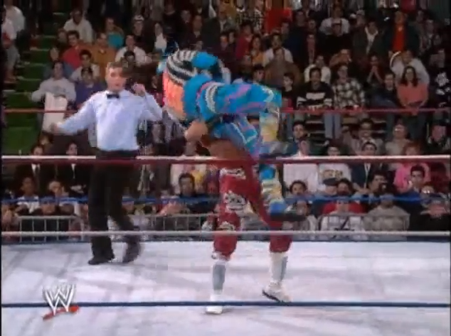 Shawn Michaels Max Moon Monday Night Means Wrestling: Shawn Michaels vs. Max Moon (1/11/93)