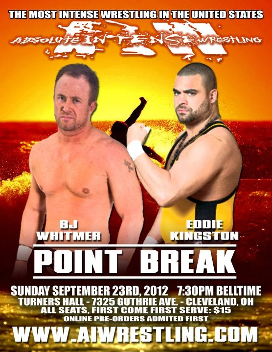 484506 10152042680925082 320423343 n Shameless Plugging: AIW Point Break (9/23/12)