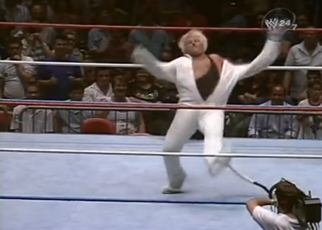Screen Shot 2012 09 21 at 8.51.37 PM Bobby The Brain Heenan vs. The Ultimate Warrior (6/25/88)