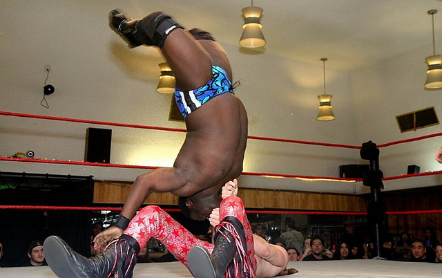 Willie Mack Absolute Intense Wrestling Behind the Curtain: Willie Mack