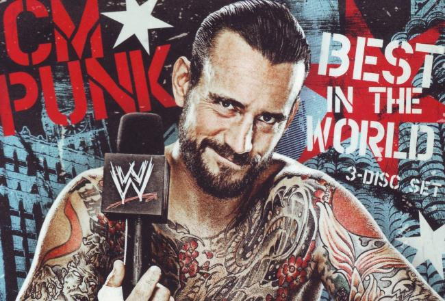 CM Punk Best in the World DVD Review: CM Punk: Best in the World (2012)