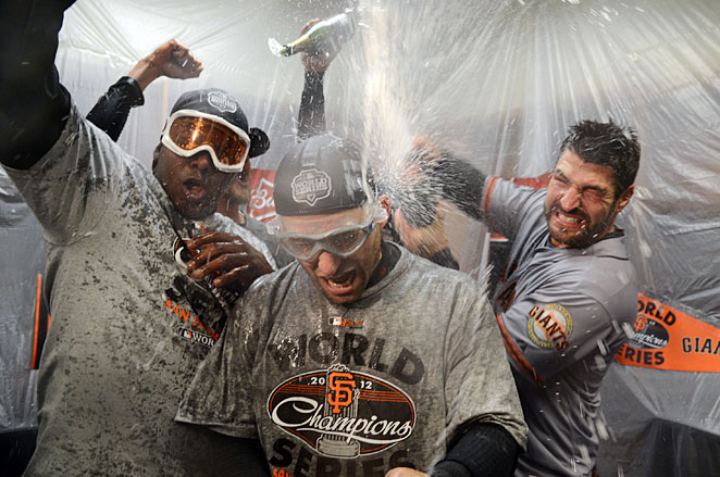 Giants 2012 World Series