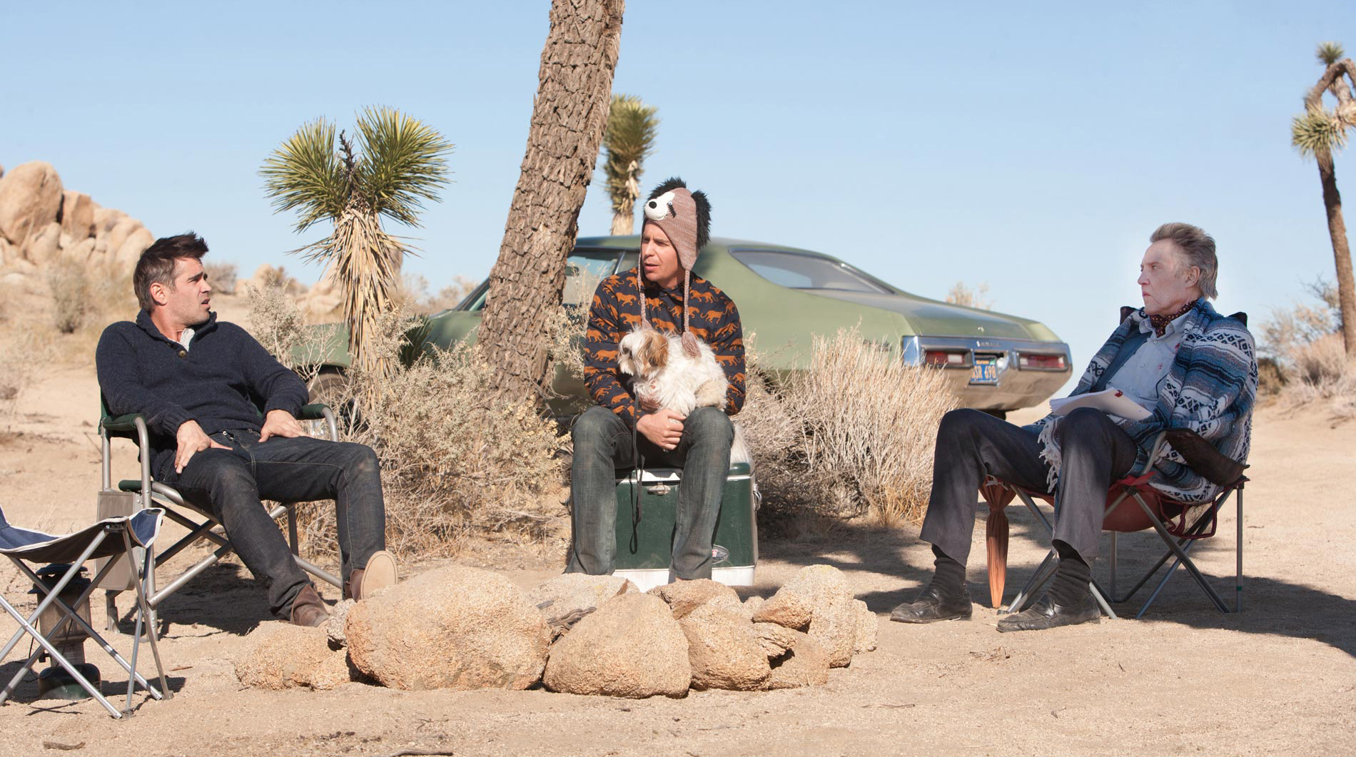 Seven Psychopaths Movie Review: Seven Psychopaths (2012)