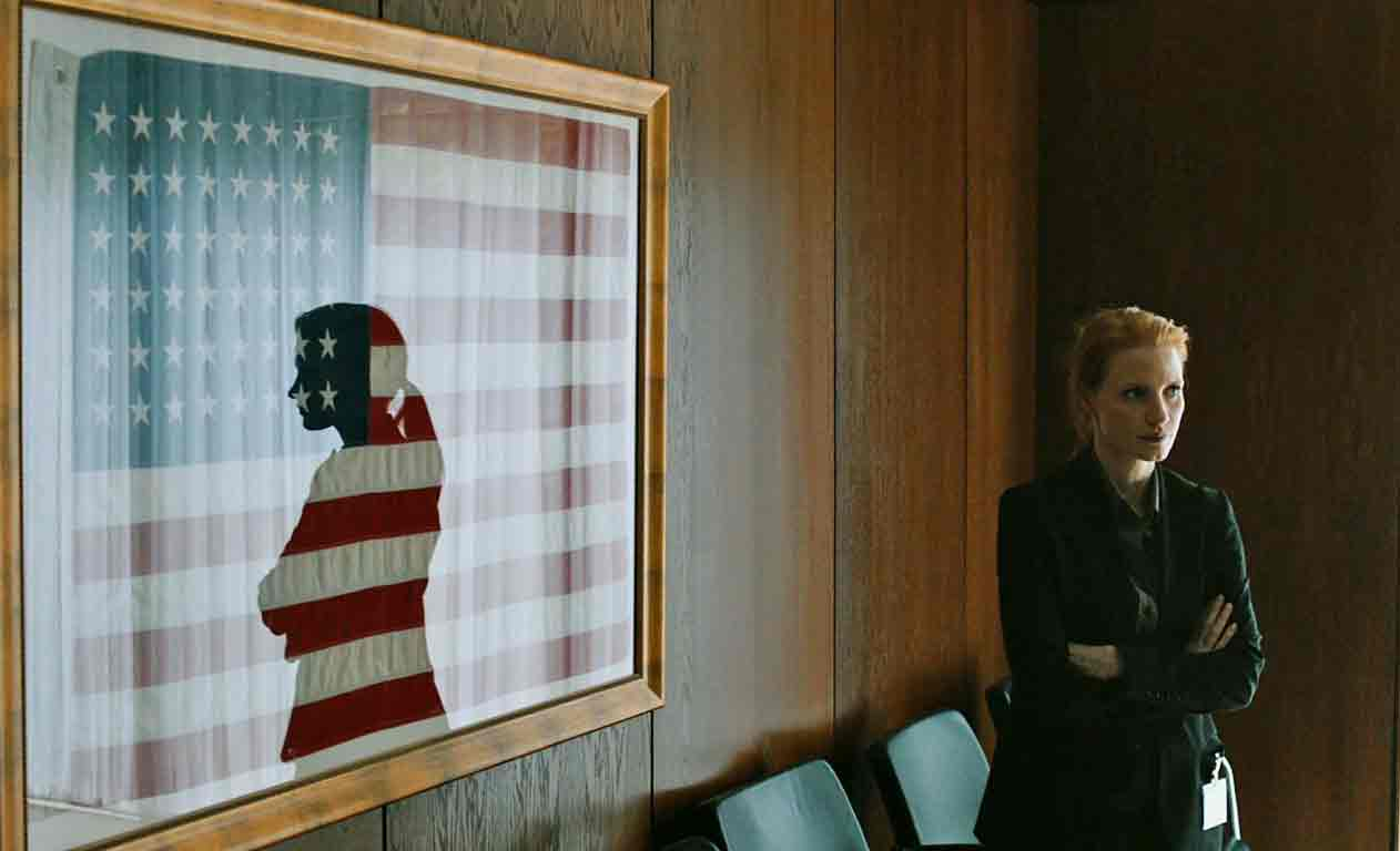 Zero Dark Thirty Movie Review: Zero Dark Thirty (2012)