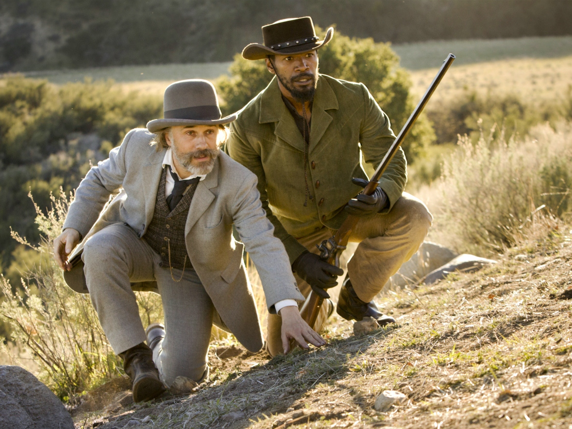Django Unchained Movie Review: Django Unchained (2012)