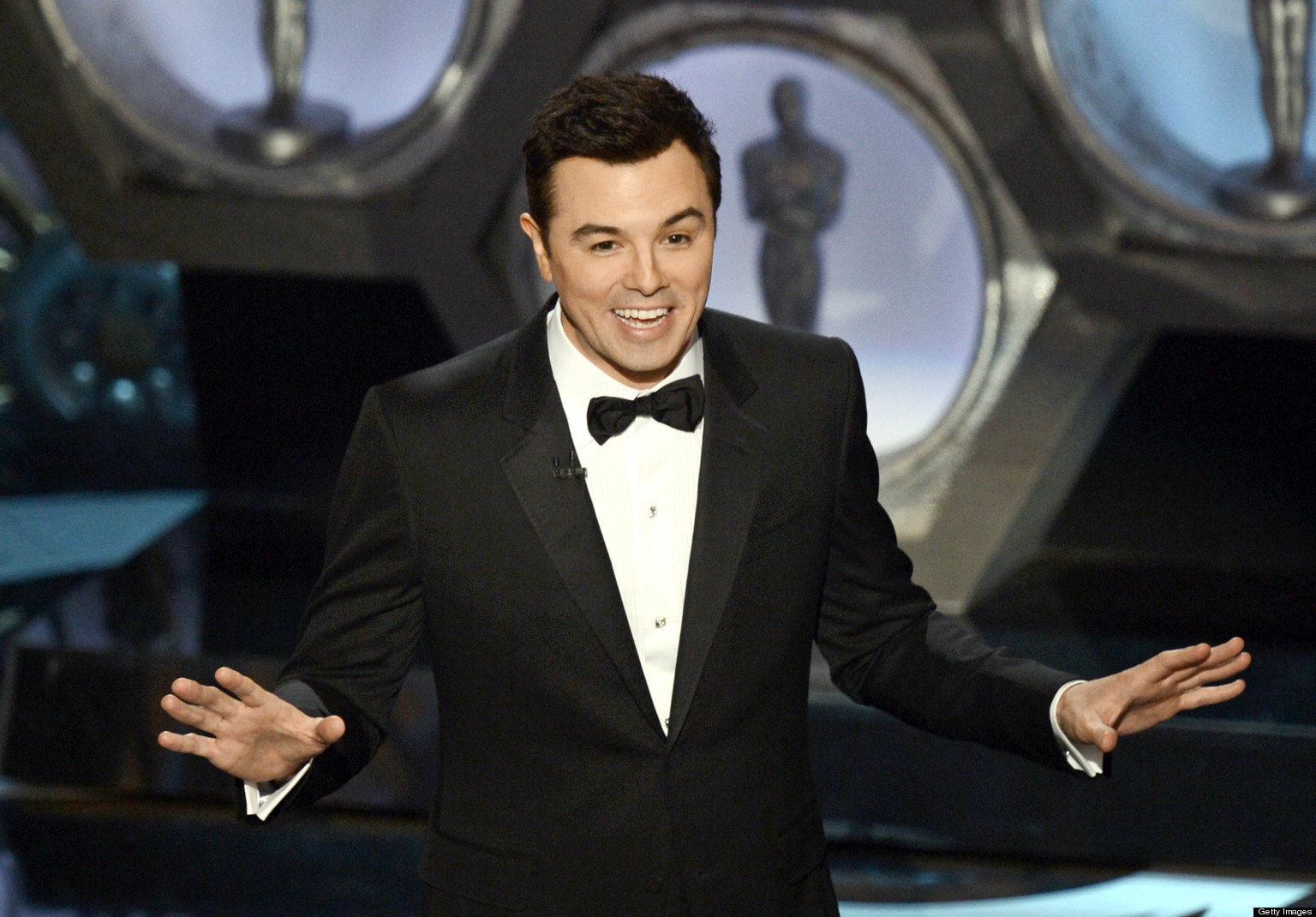 Seth MacFarlane Oscars The Problem With the Oscars Is the Oscars