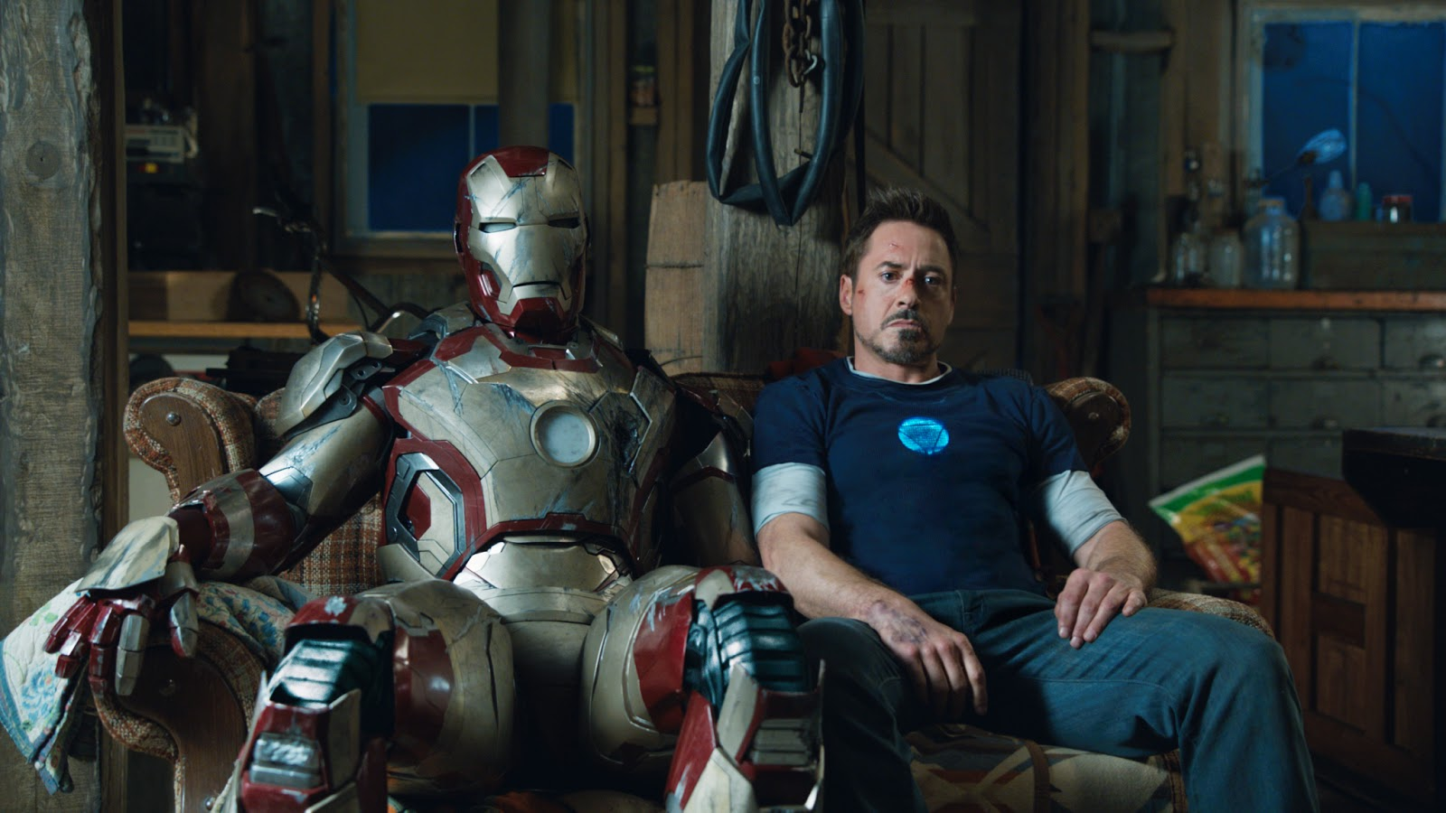 Iron Man 3 Movie Review: Iron Man 3 (2013)