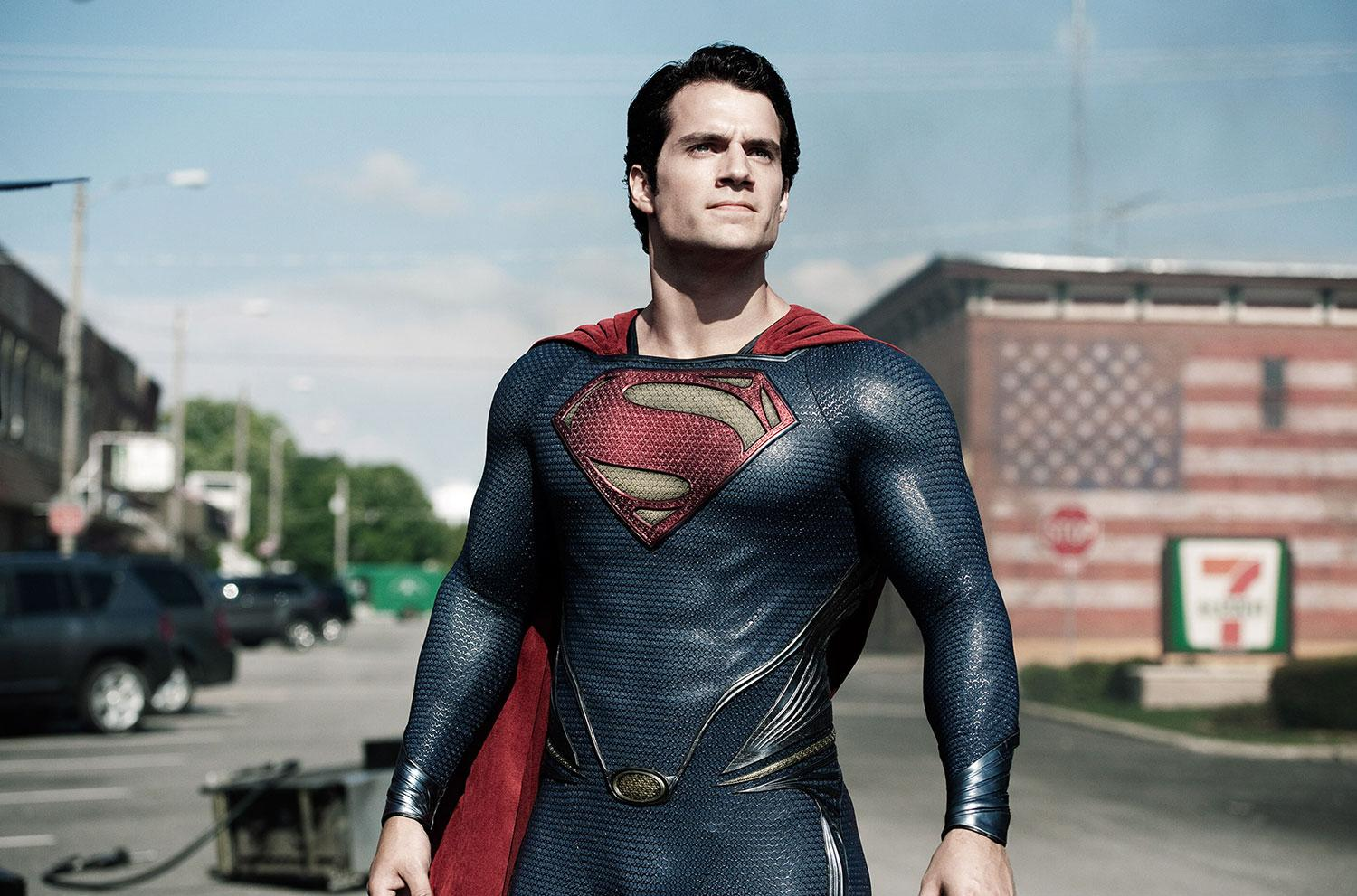 Man of Steel Henry Cavil Superman Movie Review: Man of Steel (2013)