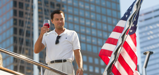 the wolf of wall street 520x245 The Best Films of 2013 (With Reservations)