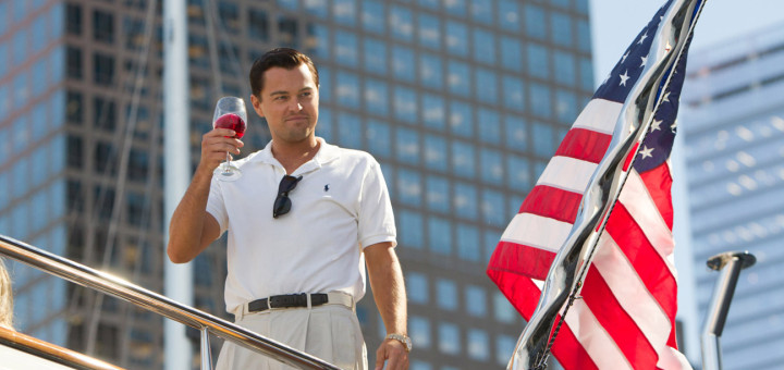the wolf of wall street 720x340 The Best Films of 2013 (With Reservations)
